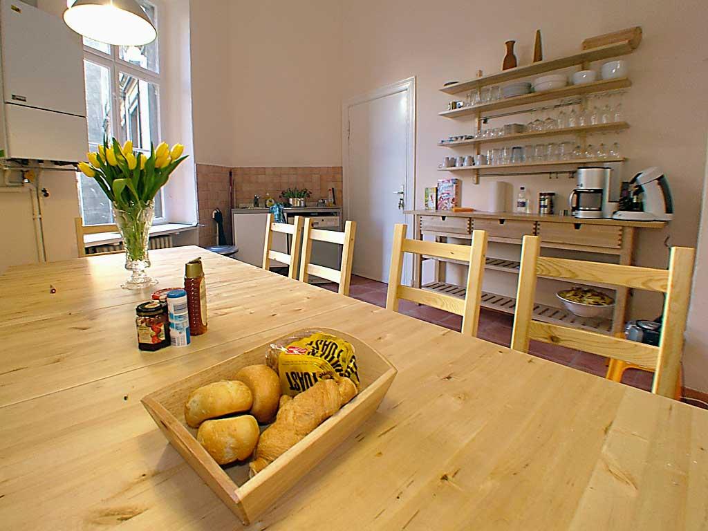 Frühstücksraum/Küche